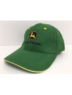 John Deere Cappellino verde